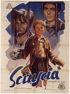 SCIUSCIÀ (1947, Italia).