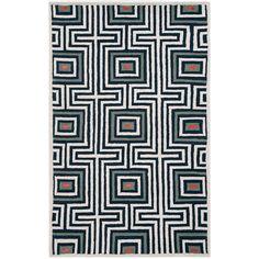 Jaipur Addison @zinc_door #zincdoor #jaipur #rugs #geometric
