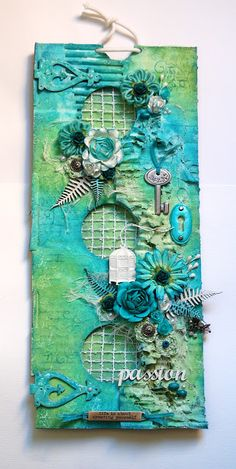 Ingrid's place: wall panel