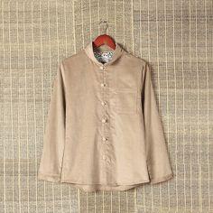 Yusky Mens Non-Iron African Fitted Button-Collar Dashiki Dress Shirt