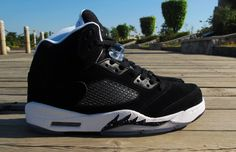 """Perfect Air Jordan 5 """"Oreo"""""""