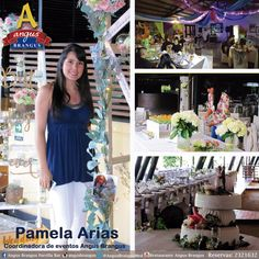 Pamela Arias es nuestra coordinadora de eventos Angus Brangus. Solicita una cotización con ella, en el número 2321632 extensión 101.    #AngusBrangus #Medellín #Salonesparabodas #restaurantesparabodas