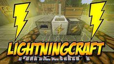 LightningCraft Mod 1.10.2/1.9.4/1.8.9 - minecraft mods 1.10.2 : Make air terminals and lightning power cells to store LE (Lightning Energy) Swin ...   | http://niceminecraft.net/tag/minecraft-1-10-2-mods/