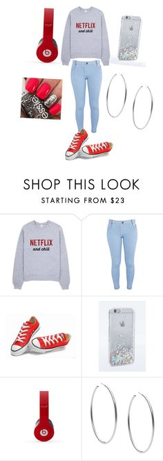 """""""200 outfits +=200"""" by fatalbertsquad ❤ liked on Polyvore featuring Influence, Converse and Michael Kors"""