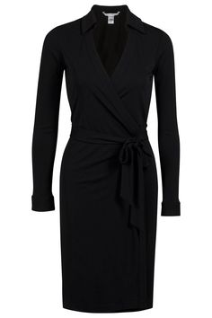 DVF Wrap Dress. A classy must-have for the office!