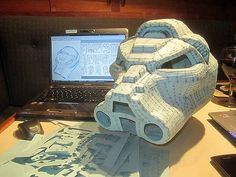 Prop Building with Pepakura and Papercraft Resources, Tools, and Materials for your Pepakura at www.PepakuraPros.com.
