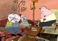Squidbillies - Sheriff and Early