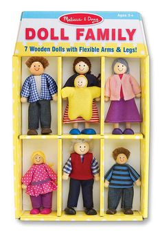 Melissa and Doug, dollhouse accessory,dolls | Cool Toys For Tots