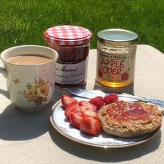 Snack Recipes, Healthy Recipes, Snacks, Healthy Food, Apple Cider, Scones And Jam, Food Obsession, Breakfast Time, Bon Appetit