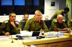 Bande de Gaza: l'armée d'Israël bloque les routes principales