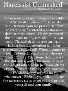Right here you can find amaizng and greatest relationship tips or marriage tips. Narcissistic People, Narcissistic Behavior, Narcissistic Abuse Recovery, Narcissistic Sociopath, Narcissistic Personality Disorder, Narcissistic Men Relationships, Narcissistic Mother, Abusive Relationship, Toxic Relationships
