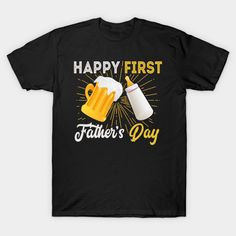 Funny Pregnancy Shirts, Pregnancy Humor, Funny Happy Birthday Images, Gender Announcements, First Fathers Day Gifts, Image Gifts, Daddy Bear, New Moms, Baby Love