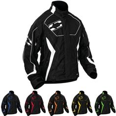 2014 Castle Charge Snowmobile Jackets