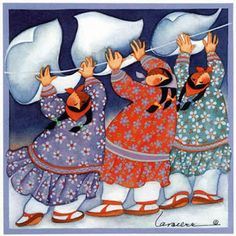 Three Sheets to the Wind, Barbara Lavallee