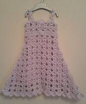 Ravelry: Diamond Toddler Dress pattern by Peach. Unicorn