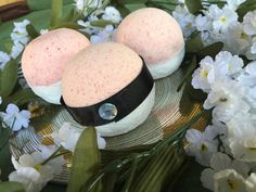 Your party is full pokebath bombs x3 by BubblebombFactory on Etsy