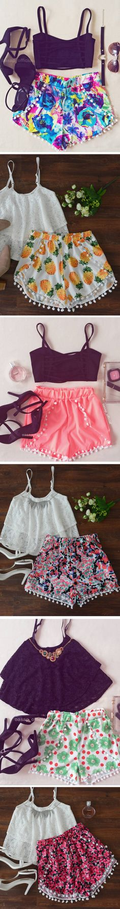 Print Shorts | You can found this at => http://feedproxy.google.com/~r/amazingoutfits/~3/eeoU178PC7w/photo.php
