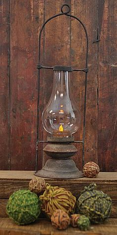 Blacksmith Shop - Lanterns/ Lights - Saltbox Primitives