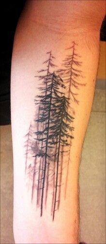 forest tattoo - Hledat Googlem