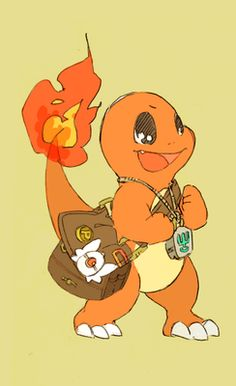 pokemon mystery dungeon Charmander