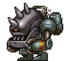 heavenknight-tochiro: Armored Mecha Metal Slug [メタルスラッグ]