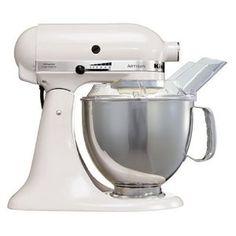 White kitchen aid. $275
