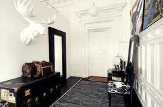 petitecandela: BLOG DE DECORACIÓN, DIY, DISEÑO Y MUCHAS VELAS: apartamento nórdico con altillo