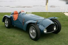 Delahaye 135 S Desplates Roadster (Chassis 47193 - 2006 Pebble Beach Concours d'Elegance) High Resolution Image