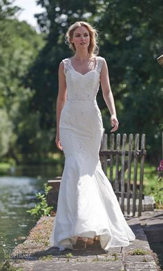 Stephanie Allin Couture 2016 Wedding Dresses — Love Letters Bridal Collection   Wedding Inspirasi