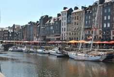 @Ian_Parsons - #ForAnyone #Honfleur is beautiful on a sunny day.