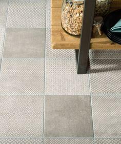 Macrame™ Flint Plain Tile