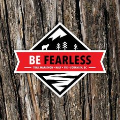I've had the privilege of designing the BE FEARLESS trail race logo for my friends at @runlikeagirl_ca! They have the biggest hearts and are hosting their 2nd annual race to raise money and awareness for the Canadian Mental Health Association and to help others achieve their trail running goals! Check out their website runlikeagirl.ca for more info and to register as a local or virtual runner. #seemeRLAG #bibchat #altrarunning #squamish #squamishisawesome #trailrunning #trailandultra…