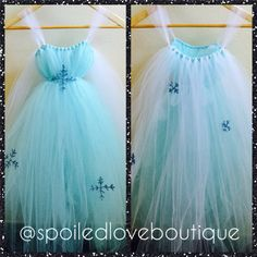 Hey, I found this really awesome Etsy listing at https://www.etsy.com/listing/204506772/frozen-elsa-tutu-dress