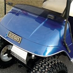 Find the best golf push cart for your golfing game Custom Golf Cart Bodies, Custom Golf Carts, Yamaha Golf Cart Accessories, Golf Accessories, Golf Cart Heater, Golf Cart Enclosures, Custom Body Kits, Yamaha Golf Carts, Custom Wheels And Tires