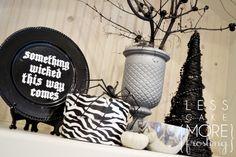 Halloween black and white | NoBiggie