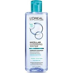 Micellar Cleansing Water for Normal to oily. $9.99  WATER HEXYLENE GLYCOL POLOX AME R 1 8 4 DISODIUM COCOAMPHODIACETATE  DISODIUM EDTA POLYAMINOPROPYL BIGUANIDE