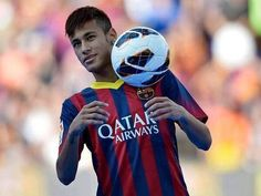 Neymar Jr. My fave male soccer player!