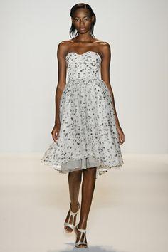 Lela Rose Spring 2012 Ready-to-Wear
