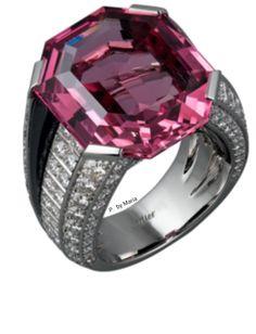 Cartier Diamonds Pink Spinal