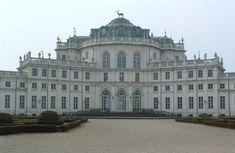 Stupinigi Royal Palace Piemont Turin Italy