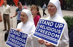 Little Sisters Win: Supreme Court Tells Lower Courts to Protect Them From HHS Mandate