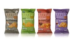 Fresh & Easy Kettle Crisps | By P&W Design Consultants