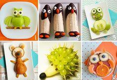 La creativit� nel cibo: educare i bambini all�alimentazione
