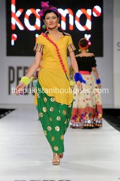 Karma Collection at PFDC Sunsilk Fashion Week 2012 Day 3
