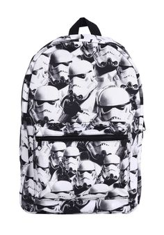 Storm Trooper Army Backpack