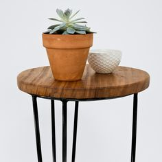 Aldama Side Tables - Black