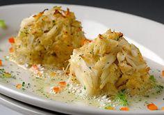 Healthy Crabcake Recipe