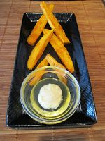 Otaku Family: Süßkartoffel - Pommes frites Style