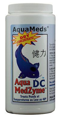 Water Tests and Treatment 77659: Aqua Meds Aqua Medzyme Dry 1Lb -> BUY IT NOW ONLY: $42.99 on eBay!