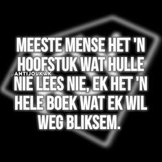 In A Nutshell, Afrikaans, Personal Development, Tart, Company Logo, Humor, Logos, Quotes, Quotations
